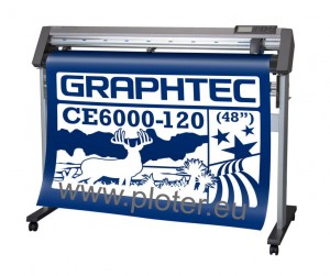 Ploter tnący Graphtec CE6000-120 Plus